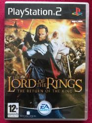 The Lord of the Rings * The Return of the King * Play Station 2 * Ps2 * Oyun