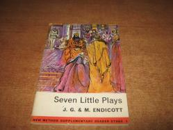 SEVEN LITTLE PLAYS STAGE-1
