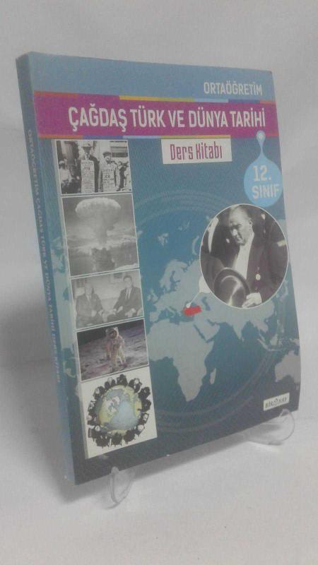 Bir Yay Yayınevi 12 Sınıf çağdaş Türk Ve Dünya Tarih Ders Kitabı 2