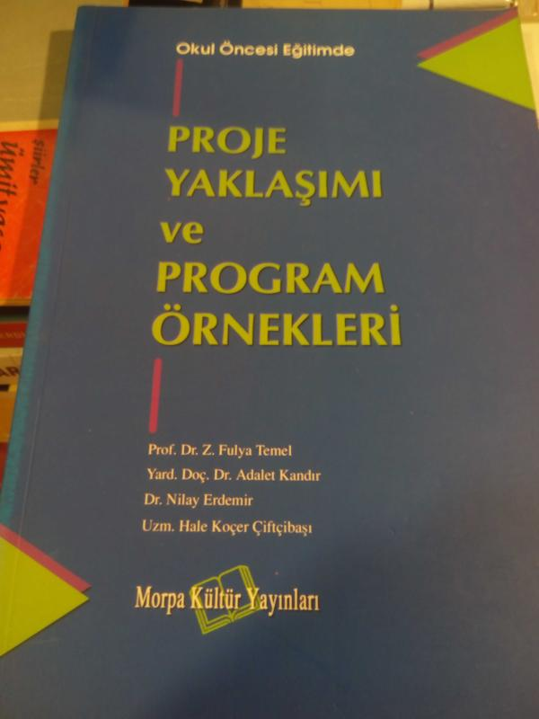 okul oncesi egitimde proje yaklasimi ve program ornekleri