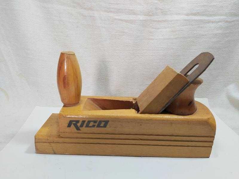 marangoz el aleti rico marka eski ahsap el rendesi